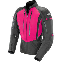 Joe Rocket Atomic 5.0 Women's Jacket Pink