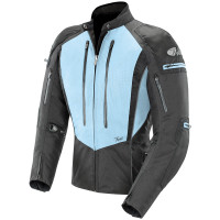Joe Rocket Atomic 5.0 Women's Jacket Blue