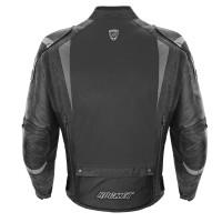 Joe Rocket Atomic Ion Jacket Black Back Side View