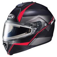 HJC IS-MAX II Mine Helmet With Frameless Electric Shield 2
