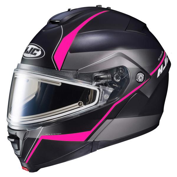 HJC Women's IS-MAX II Mine Helmet With Electric Shield
