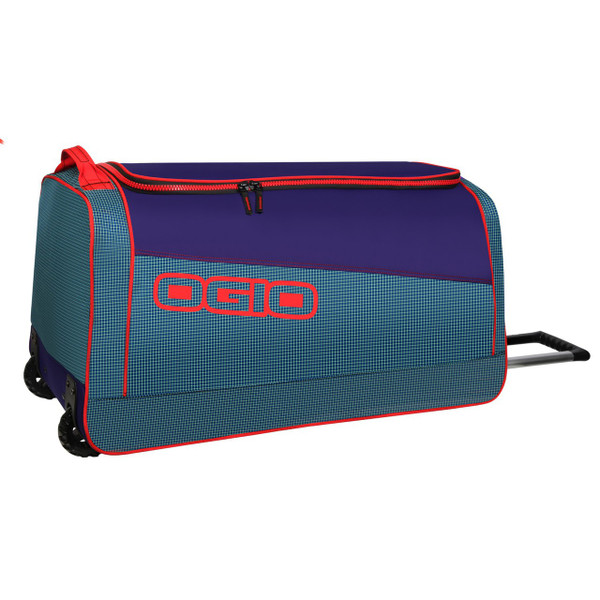 OGIO Spoke Wheeled Bag Tealio