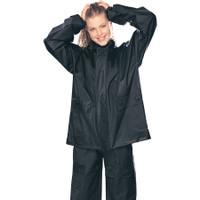 Tour Master PVC Rain Suit Black