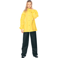 Tour Master PVC Rain Suit Yellow