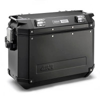 Givi Trekker Outback 37 Liter Side Case Black