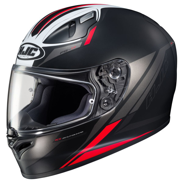 HJC FG-17 Valve Helmet Red