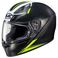 HJC FG-17 Valve Helmet Yellow