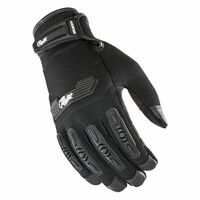 Joe Rocket Velocity 2.0 Women's Gloves Black