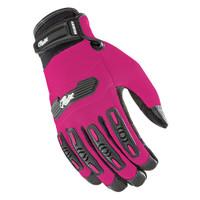 Joe Rocket Velocity 2.0 Women's Gloves Pink
