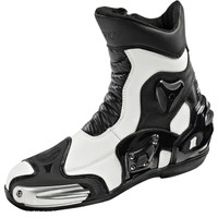 Joe Rocket Super street Boot White