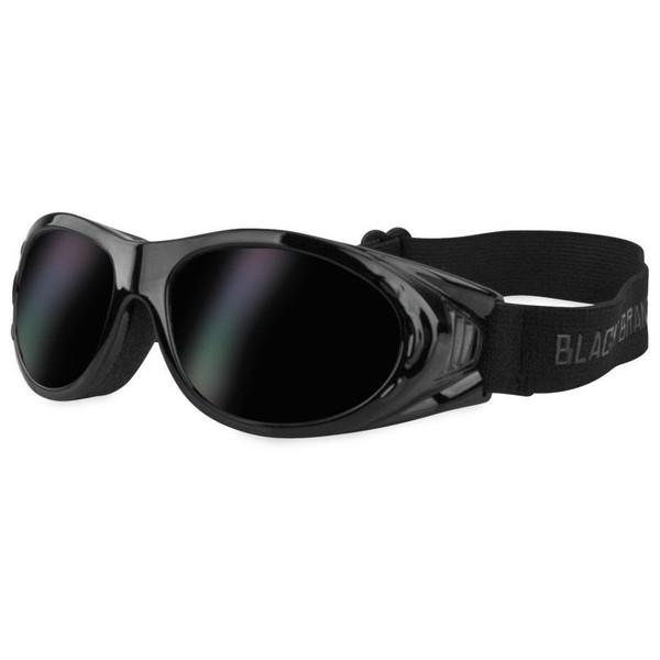 Black Brand Road Dog Goggles 1