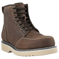 Speed and Strength Overhaul Boots Brown