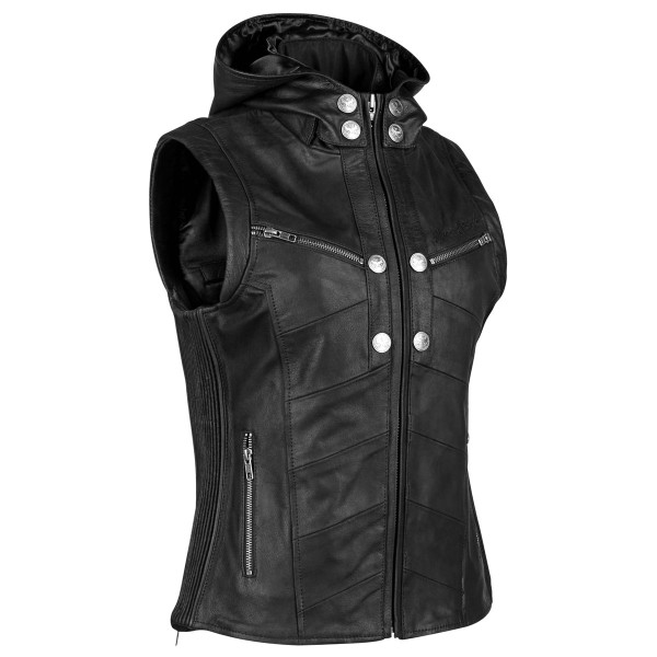 Speed and Strength Hell's Belles Women's Vest 1
