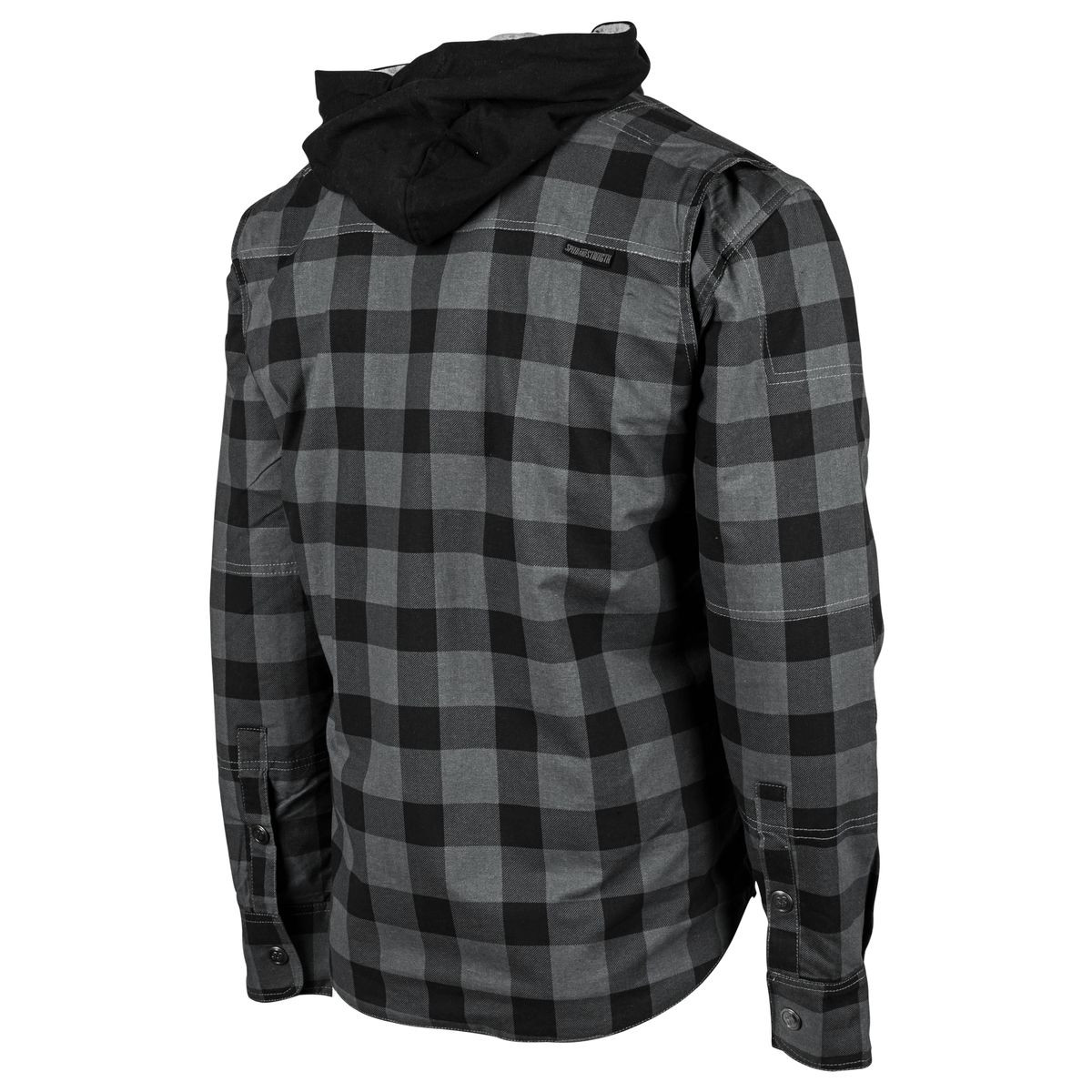 Speed /& Strength Mens Standard Supply Armored Motorcycle Hoody All Size /& Colors