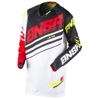 Answer Racing A17 Alpha Jersey White