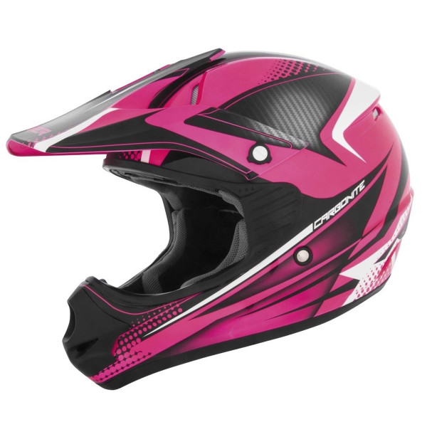 Cyber Women's UX-23 Carbonite Helmet