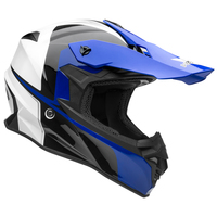 Vega VF1 Stinger Off Road Helmet Blue