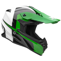 Vega VF1 Stinger Off Road Helmet Green