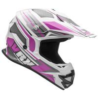 Vega Women's VRX Venom Off Road Helmet Pink