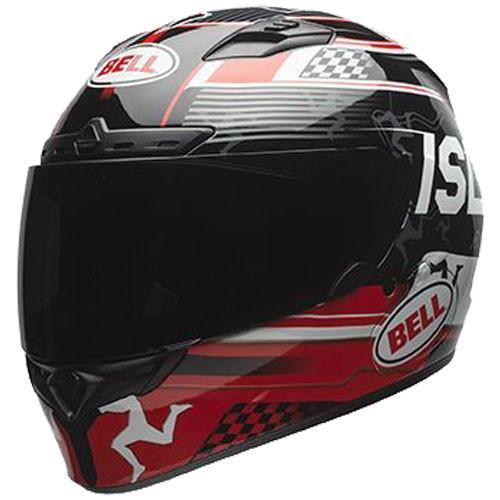 Bell Qualifier DLX Isle of Man Helmet 1