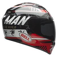 Bell Qualifier DLX Isle of Man Helmet 2