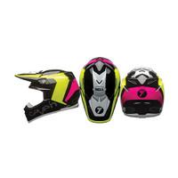 Bell Moto-9 Flex Seven Rogue Helmet 2