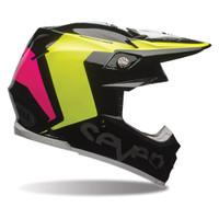 Bell Moto-9 Flex Seven Rogue Helmet Yellow