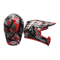 Bell MX-9 MIPS Tagger Double Trouble Helmet 2