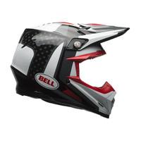 Bell Moto-9 Flex Vice Helmet Black