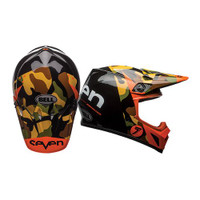 Bell MX-9 MIPS Seven Soldier Helmet 2