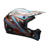 Bell SX-1 Whip Camo Helmet Blue