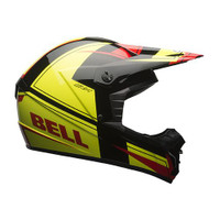 Bell SX-1 Holeshot Helmet Yellow