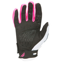 Fly Racing Kinetic Girl's Gloves Purple-3