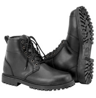 Black Brand Stomper Boots
