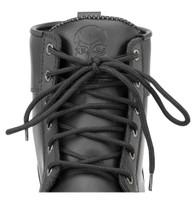 Black Brand Stomper Boots Back