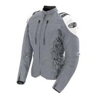 Joe Rocket Atomic 4.0 Women's Jacket Silver