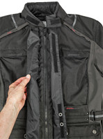 Joe Rocket Ballistic Adventure Touring Jacket Front