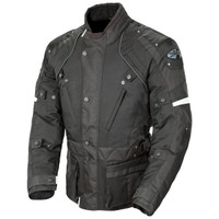 Joe Rocket Ballistic Revolution Textile Jacket Black