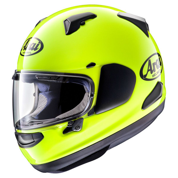 Arai Quantum-X Hi-Viz Helmet 1