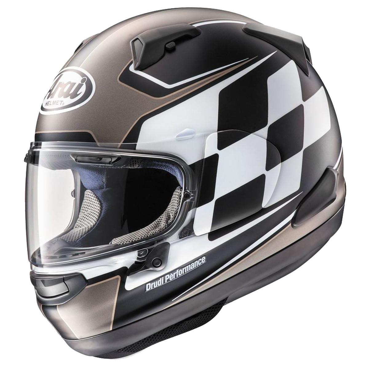 48592a6e Arai Signet-X Finish Helmet - Motorcycle House