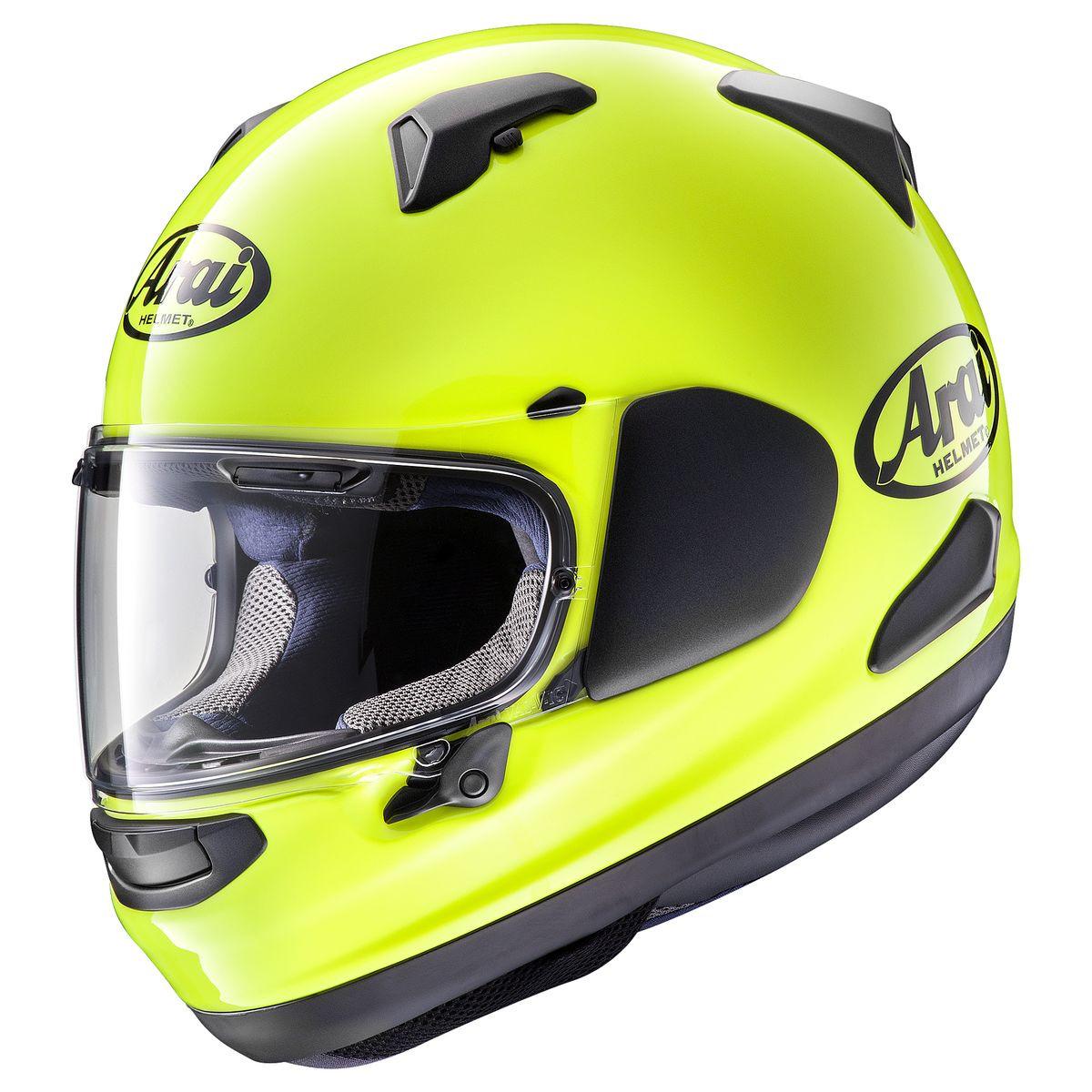 82165ba1 Arai Signet-X Hi-Viz Helmet - Motorcycle House