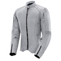 Joe Rocket Heartbreaker 3.0 Women Jacket White