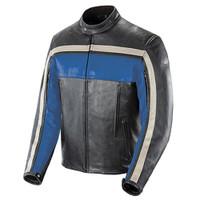 Joe Rocket Old School Jacket Blue