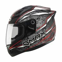 Gmax GM69 Mayhem Helmet Red