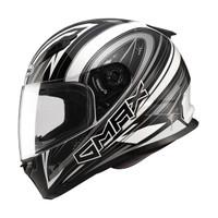 GMax FF49 Warp Helmet White