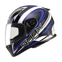 GMax FF49 Warp Helmet Blue