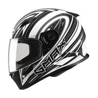 GMax FF49 Warp Helmet Silver