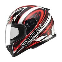 GMax FF49 Warp Helmet Red