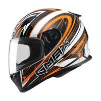 GMax FF49 Warp Helmet Orange