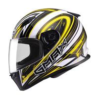 GMax FF49 Warp Helmet Yelllow